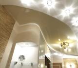 Светильники для потолков из гипсокартона – типы приборов и их особенности
