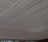 Потолок из сайдинга — как подобрать материал и провести работы своими силами