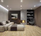 Подвесные потолки в современном дизайне – варианты исполнения