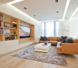Монтаж двухуровневого потолка из гипсокартона – качественно и быстро