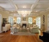 Современные кессонные потолки – виды материалов и монтаж