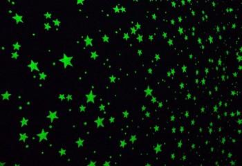 Светящиеся звезды на потолок