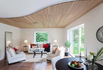 Комбинирование с применение натуральной древесины