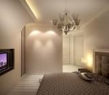 Штукатурка потолка: выравнивание и декоративная отделка