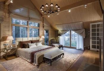 Встроенные потолочные светильники можно разместить в конструкции