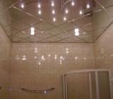 Отделываем потолок в ванной комнате своими руками — 4 современных способа
