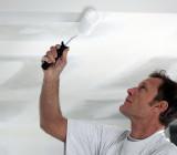 Как покрасить потолок из гипсокартона: секреты самостоятельного ремонта