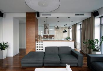 Максимум света в помещении