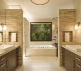 Какой лучше сделать потолок в ванной: обзор вариантов и методов установки