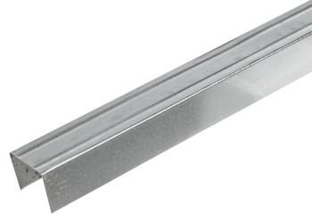 Направляющий (UW, ПН) с высотой боковых стенок 40 мм и шириной 50-100 мм