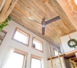 Обшивка потолка ламинатом – немного о монтаже и практической составляющей