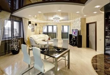 Квартира студия – это одна большая комната