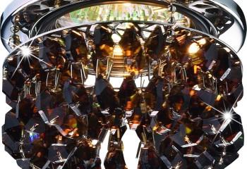 Врезной светильник с подвесками