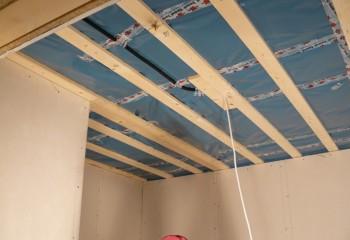 Контробрешётка, по которой будет монтироваться листовой или длинномерный отделочный материал