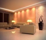 Установка светодиодной ленты на потолок: подбор и монтаж