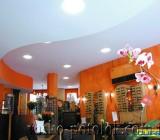 Натяжной или подвесной потолок для офиса — многообразие выбора