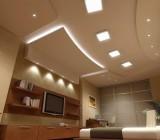 Монтаж гипсокартона своими руками на потолок: информация на заметку