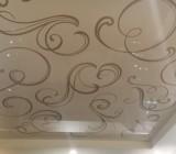 Тканевый натяжной потолок: плюсы