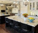 Потолочная люстра для кухни – нюансы монтажа