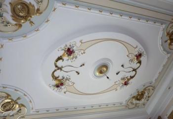 Потолок в стиле ренессанс
