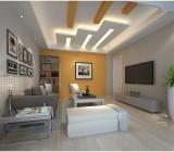 Варианты потолков из гипсокартона – типы конструкций и немного о монтаже