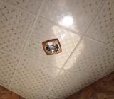Монтаж панелей ПВХ на потолок – качественный результат доступен каждому