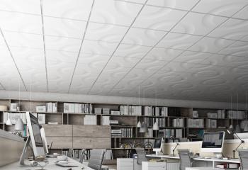 Оформление офиса с целью снижения шума