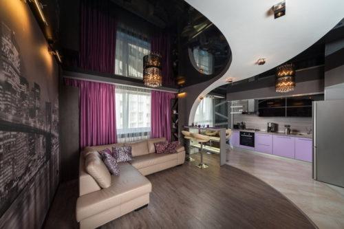 Квартира-студия на 28 м2