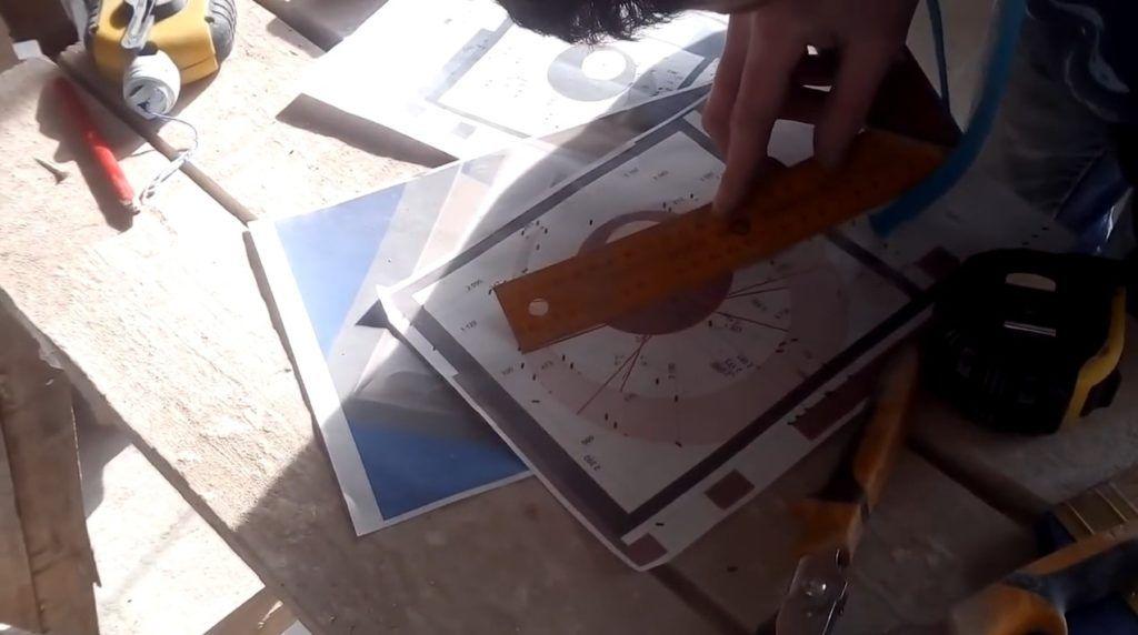 Сверка с чертежами