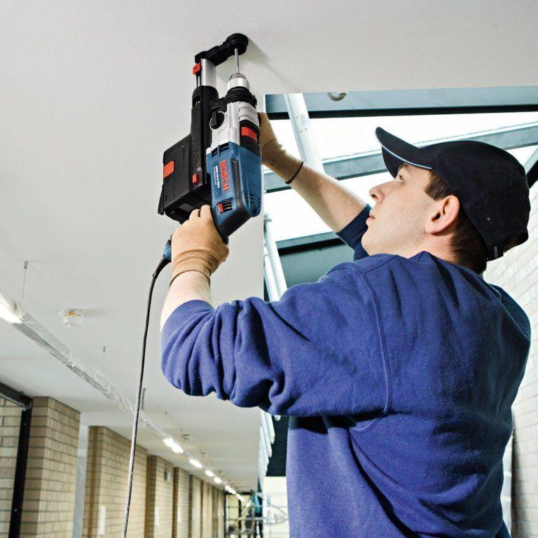 Модели, дополненные пылесосами, позволят работать в чистоте