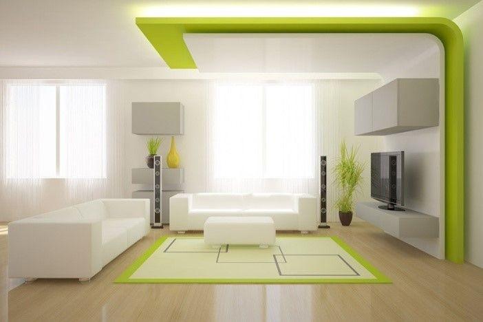 Криволинейная потолочно-стеновая конструкция