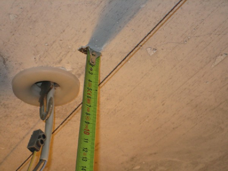 Высота потолка имеет решающее значение для выбора отделки