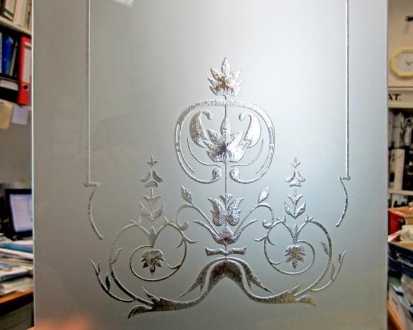 Химическое травление стекла