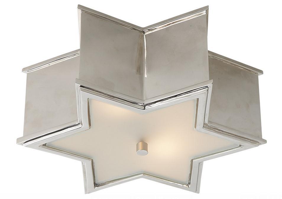 Светильник для геометричного потолка