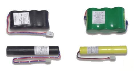 Аккумуляторные батареи аварийных светильников