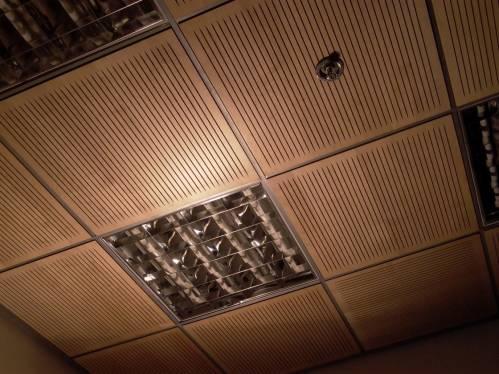 Акустические деревянные плиты