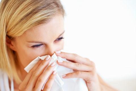 Аллергические реакции иногда имеют абсолютно непредсказуемые последствия