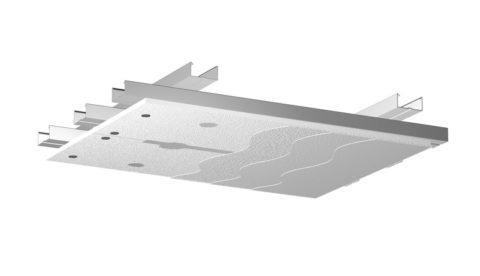 Алюминиевая панель с покрытием из пеностекла
