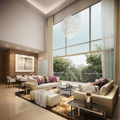 Большие окна – это огромное достоинство домов