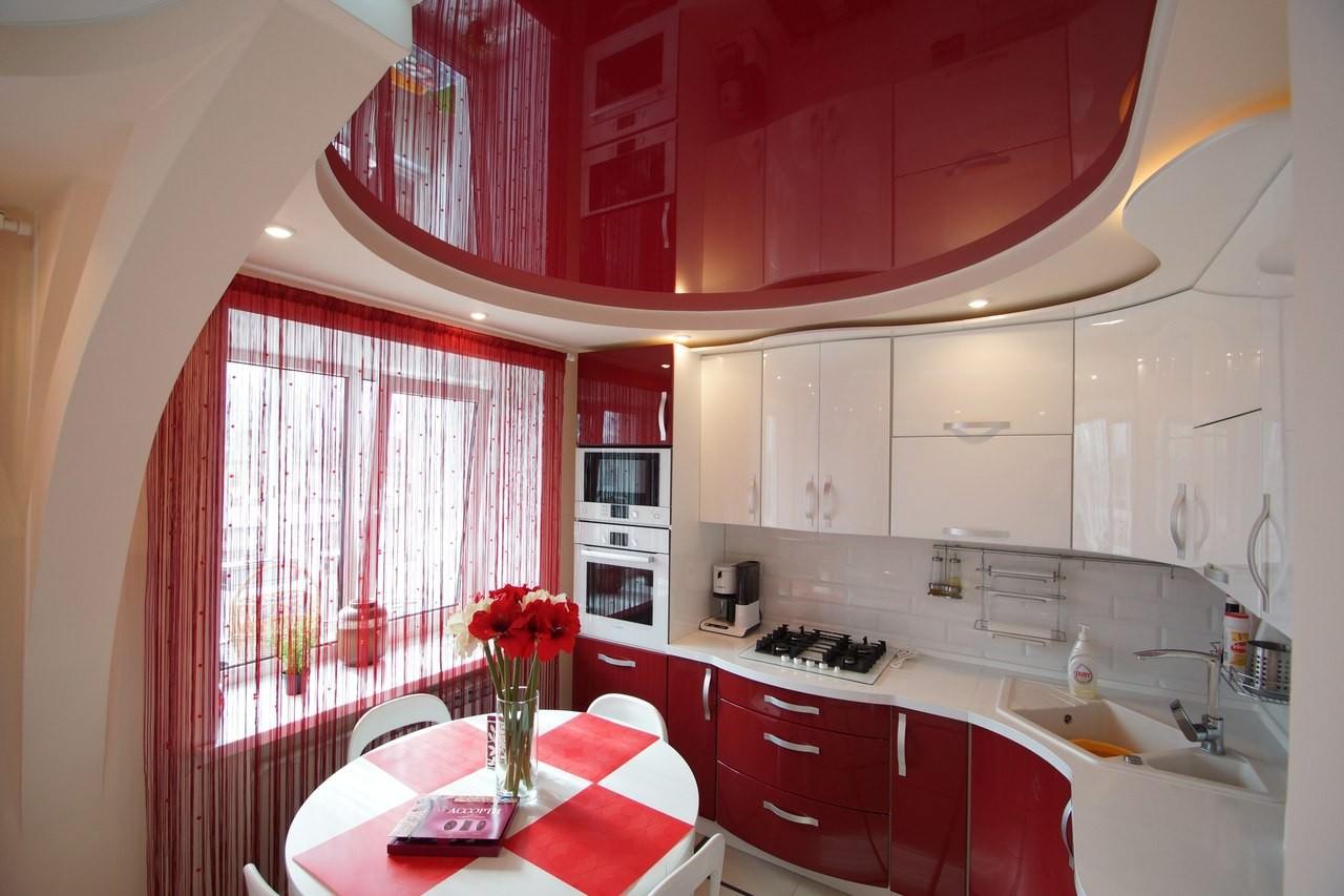 картинки потолки в кухне будто позаимствованы художественной