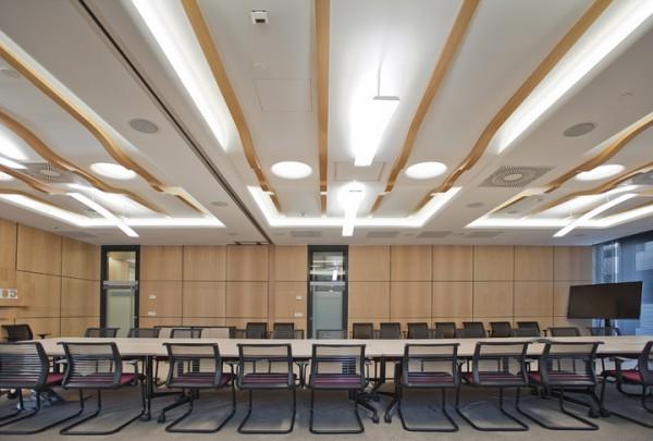 Дизайнерский потолок из гипсокартона