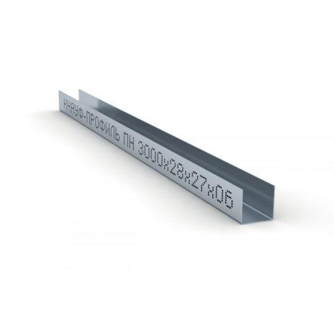 Для построения овалов на потолке часто используется гипсокартон, поэтому направляющий профиль от него идеально подойдет под основание циркуля