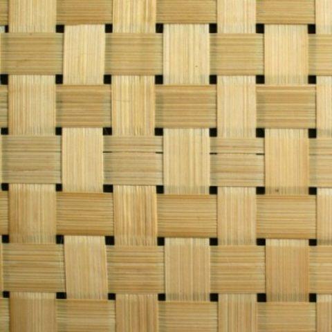 Фактура бамбуковой панели