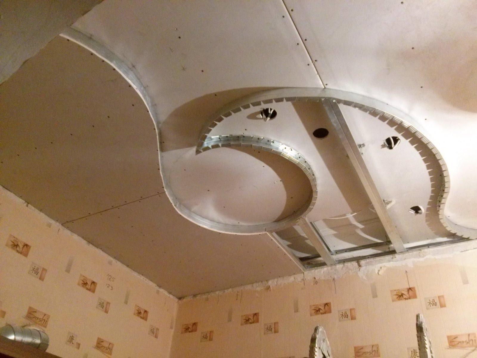 как кривой потолок можно сделать красивым фото статье обсуждается вопрос