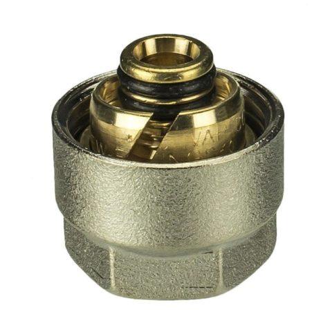 Фитинг для металлопластика: за герметичность соединения отвечают уплотнительные кольца