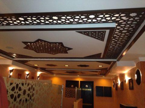 Использование фрезерованных панелей из МДФ для декорирования помещения