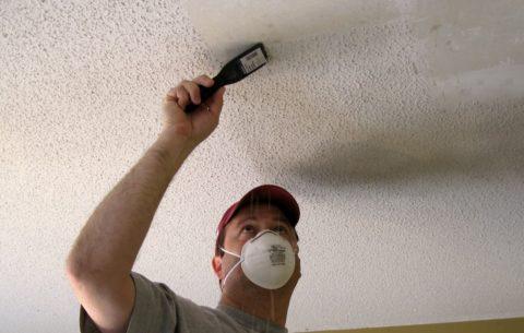 Качественно очистить поверхность очень важно перед многими отделочными работами