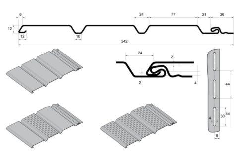 Качественные панели имеют очень точные геометрические показатели и толщину не менее 2 мм