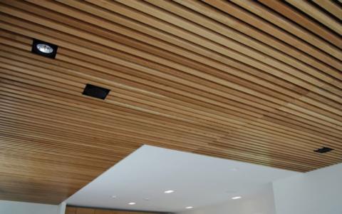 Комбинированное потолочное покрытие