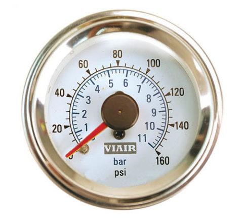 Контроль давления при проверке очень важен